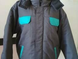 Куртка утепленная под заказ