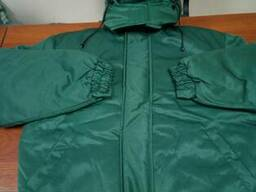 Куртка утепленная рабочая Прометей, на флисовой подкладке