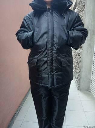 Куртка утепленная рабочая Терминал, на синтепоне