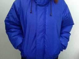Куртка зимняя, куртка рабочая, пошив под заказ, униформа