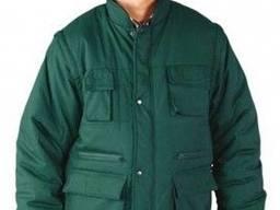 Куртка утепленная REIS CZAPLA зеленая