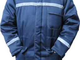 Куртка утепленная с СВ полосой