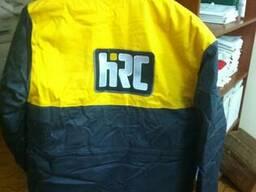 Рабочий полукомбинезон с курткой демисезонный