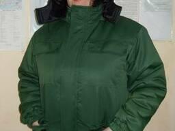 Куртка утепленная, зимняя, рабочая, мужская, женская