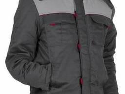 Куртка утепленная, зимняя спецодежда, форма для охраны