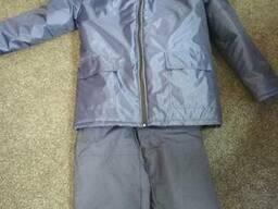 Куртка утеплённая рабочая