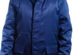 Куртка ватная Механик темно-синяя