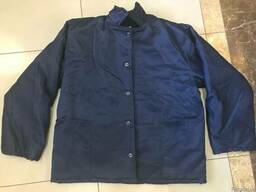 Куртка ватная, рабочая ( рабочая спецодежда)
