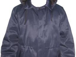 Куртка ватная с капюшоном