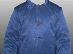 Куртка ватная (тк. верха грета), утепленная спецодежда