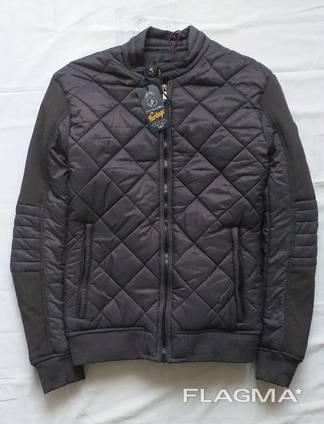 Куртка весна/осень мужская Cotton&Silk