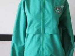 Куртка-ветровка рабочая, пошив на заказ