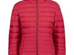 Куртка утепленная женская с капюшоном