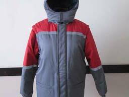 Куртка зимняя, очень удобная и практичная