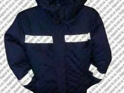 Куртка зимняя МЧС