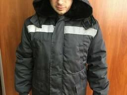 Куртки зимниее - костюмы спецодежда разные модели - продажа