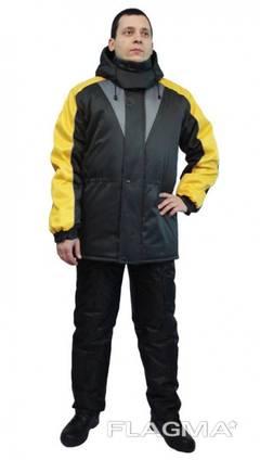 Куртка зимняя под заказ для разнорабочих