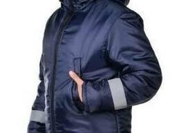 Куртка зимняя рабочая Аляска, куртка рабочая утепленная