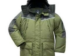 Куртка зимняя рабочая утепленная, пошив на заказ