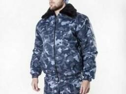 Куртка зимова Пілот-Місто, курточка для охорони
