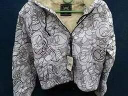 Куртки утепленные оптом