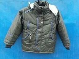 Куртки зимние детские оптом