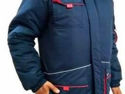 Курточка утеплённая NEW Спецназ тёмно-синяя
