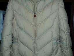 Курточка женская зимняя 50 р