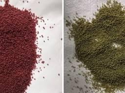 Кус-кус цветной марроканский со свеклой и с шпинатом