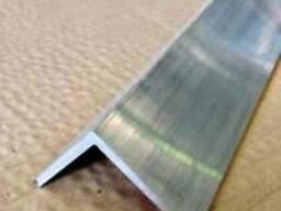 Кутник алюмінієвий різносторонній 40х120х4мм