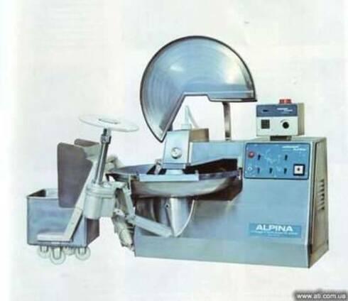 Куттер Alpina PB-300-990