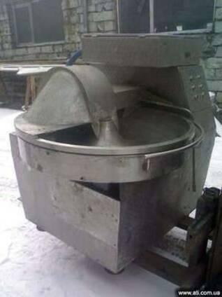 Куттер Spomasz 120 л.
