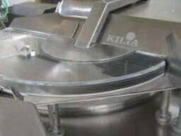 Куттер вакуумный для мяса Kilia 200 л, 6 ножей, Германия