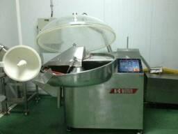 Куттер вакуумный k g Wetter 120 литров