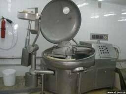 Куттер вакуумный воронежский ВК-125