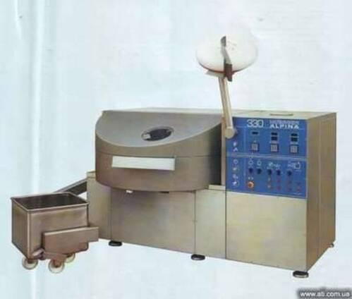 Куттер вакуумный Alpina PBV
