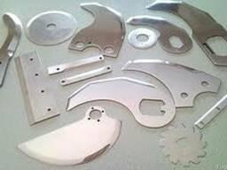 Куттерные ножи - производство