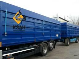 Кузов зерновоз, кузов БДФ, кузов под зерно, контейнер - фото 4