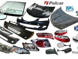 Кузовные запчасти для Toyota, Lexus, Nissan, Hyundai, KIA. ..