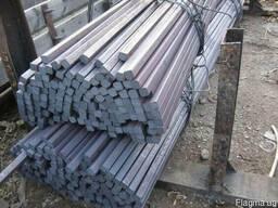 Квадрат стальной ГОСТ 2591-88, 1133-71