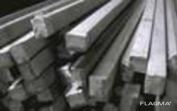 Квадрат 55 сталь 20 в Украине