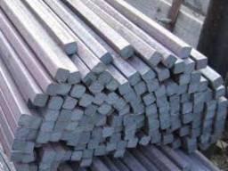 Алюминиевый квадрат Д16Т каленый АД31т5 10х10мм - 100х100мм