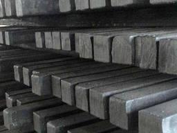 Квадрат стальной 09г2с 75 40 32 24 95 мм [Опт и Розница] от 1 кг