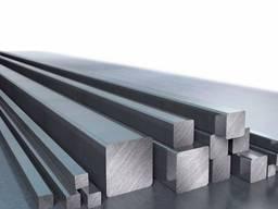 Квадрат 95х18 сталь 28х28 мм