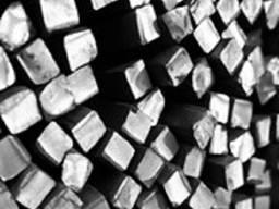 Квадрат алюминиевый 10х10 мм