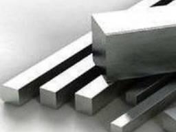 Квадрат алюминиевый АД31