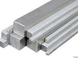 Квадрат алюминиевый 10х10 АД35 Т5 без покр. цена