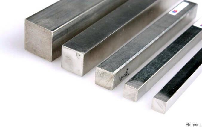 Квадрат стальной 70х70, ст. 45, . наг, . калиброванный