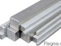Квадрат22мм 45- сталь