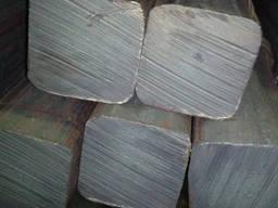 Квадрат сталь 09Г2С размер 170х170 мм